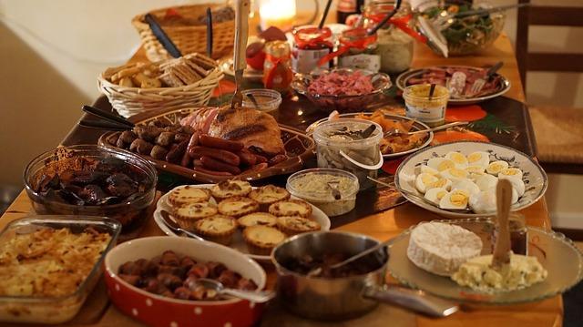 LCHF-recept till julen